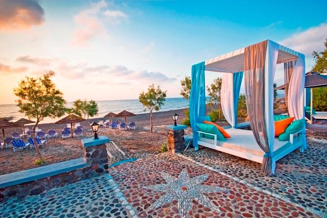 Mediterranean Beach Palace Hotel Kamari